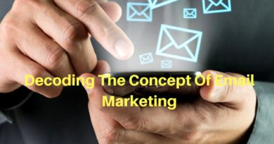 Decoding The Concept Of Email Marketing