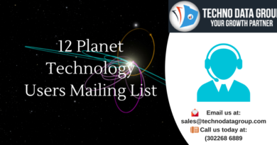 12 Planet TechnologyUsers Mailing List (1)