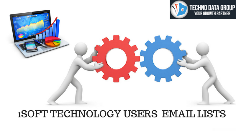 1Soft Technology Decision Maker's Email List