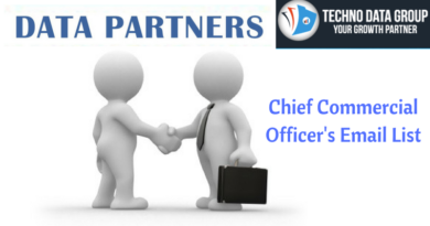Chief Commercial Officer email list