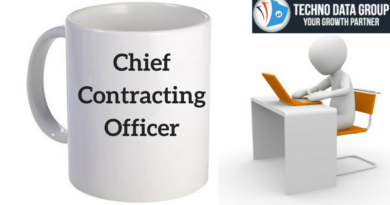 Chief Contracting Officer email list