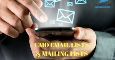 Chief Marketing Officer Email Marketing