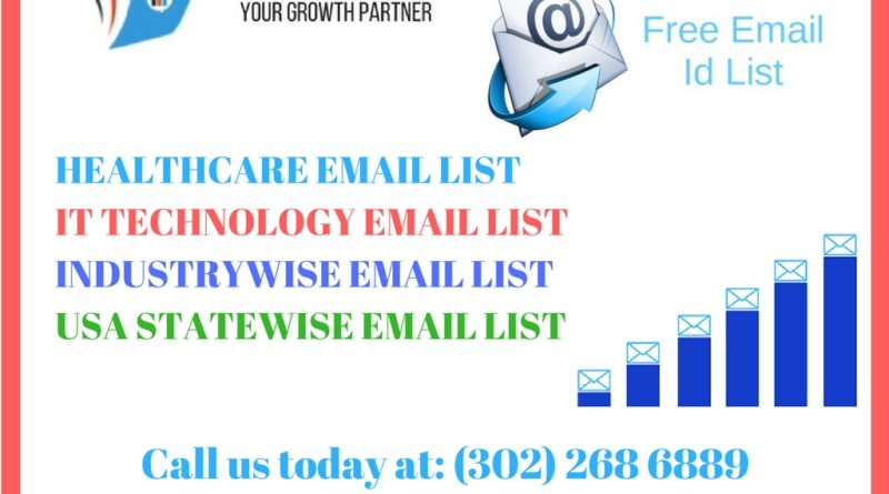 Email list and mailing list