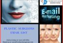 Plastic Surgeons Email List in USA
