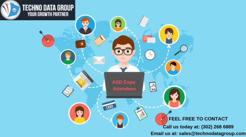 ASD Expo Attendees email database, ASD Expo Attendees List, Attendees List, ASD Expo Attendees Email list, ASD Expo Attendees email providers, ASD Expo Attendees partners email list