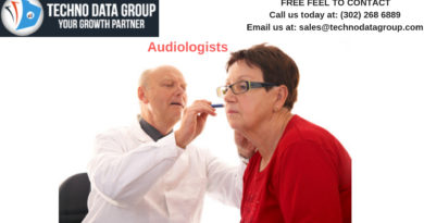 Audiologists Business email database