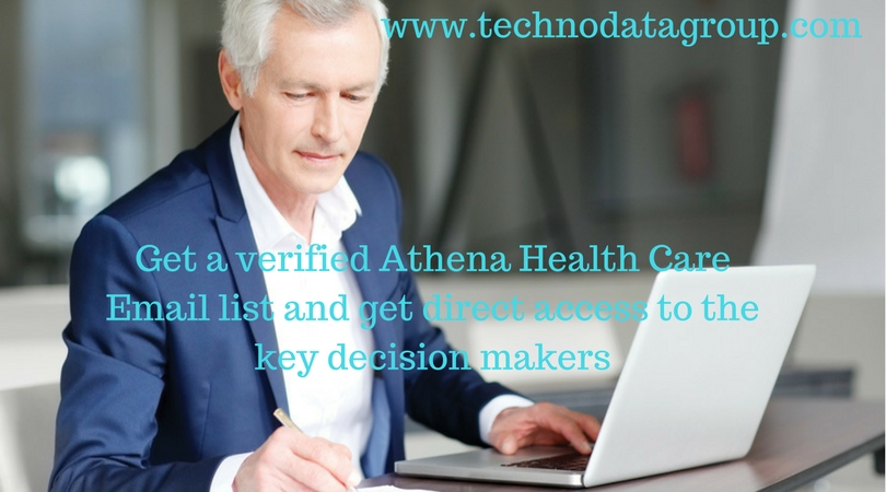 Athena Health Care Email list and get direct access to the ...